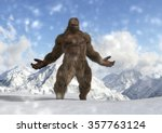 Sasquatch   Bigfoot   Yeti On...