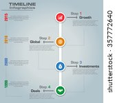 multi purpose infographic...   Shutterstock .eps vector #357772640