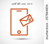 smartphone email or sms . line...