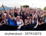 benicassim  spain   jul 19 ... | Shutterstock . vector #357913073