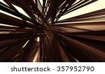 3d futuristic abstract... | Shutterstock . vector #357952790