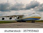 gostomel  ukraine   september... | Shutterstock . vector #357955463
