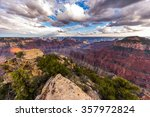Grand Canyon, North Rim, Bright Angel Point Trail