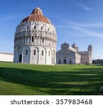 Baptistery  Cathedral And The...