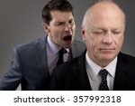 harassment in the workplace | Shutterstock . vector #357992318