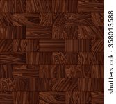 seamless vector wood texture.... | Shutterstock .eps vector #358013588