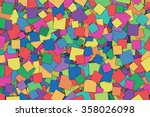 a colorful abstract background... | Shutterstock . vector #358026098