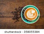 Latte Hot Coffee  Or Cappuccin...