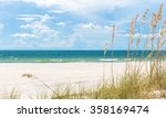 st. pete beach in florida  usa | Shutterstock . vector #358169474