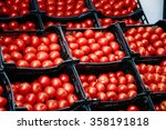Fresh Ripe Red Tomatoes Are In...