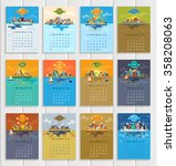Calendar For The Year 2016. Top ...