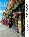Traditional Pub In Dublin In...