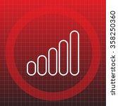 graph line icon | Shutterstock .eps vector #358250360