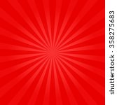 Red Shiny Sunburst Background....