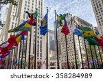 new york city  usa   september...   Shutterstock . vector #358284989