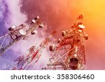 Telecommunication Mast Tv...
