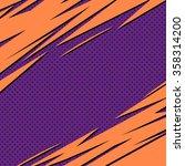abstract backgrounds pop art ... | Shutterstock .eps vector #358314200