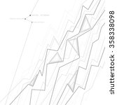 business success concept ... | Shutterstock .eps vector #358338098