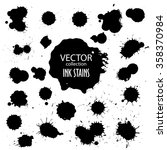 vector collection of various... | Shutterstock .eps vector #358370984