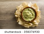 Guacamole With Avocado  Lime ...