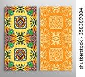 vertical seamless patterns... | Shutterstock .eps vector #358389884
