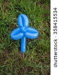 balloon flower figure