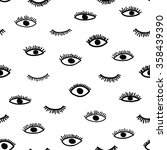 Vector Seamless Pattern In The...