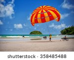 Parasailing Extreme Sports On...