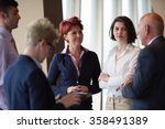 startup business people group... | Shutterstock . vector #358491389