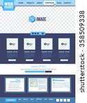 website design  vector template