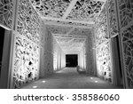 doha  qatar   nov 20  black and ...   Shutterstock . vector #358586060
