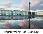 St. Petersburg. Winter Palace....