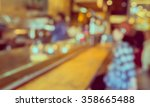 blur image of abstract blurry... | Shutterstock . vector #358665488