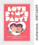 elegant creative flyer  banner...   Shutterstock .eps vector #358716059