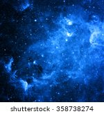 starry galaxy   elements of... | Shutterstock . vector #358738274