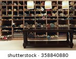 fabric store interior | Shutterstock . vector #358840880