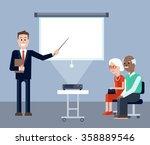 vector illustration of... | Shutterstock .eps vector #358889546