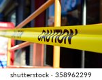 Caution Tape Used In New York ...