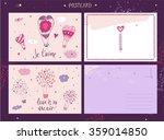 valentine's day love message.je ...   Shutterstock .eps vector #359014850