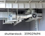 industrial air conditioning and ... | Shutterstock . vector #359029694