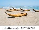 Typical Fishing Boat Caballitos ...