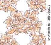 abstract elegance seamless... | Shutterstock .eps vector #359080679