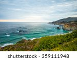 Northern California Coastline ...