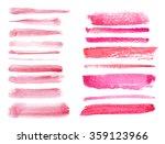 watercolor hand painting... | Shutterstock .eps vector #359123966