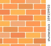 brick wall tiles. vector... | Shutterstock .eps vector #359159933