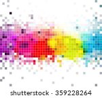 Abstract Colorful Gradient...