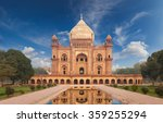 Humayun Tomb,New Delhi The last refuge of Mughal Emperor Humayun reminds rather of a luxurious palace, than a tomb. Humayuns Tomb is one of the most popular tourist destination in India.