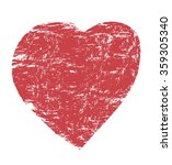 valentines day heart  abstract... | Shutterstock . vector #359305340