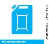 gasoline vector logo design...   Shutterstock .eps vector #359345573