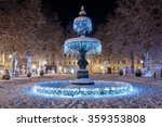 Zrinjevac Park Fountain...